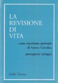 La Revisione di Vita - Come esperienza spirituale di Azione Cattolica