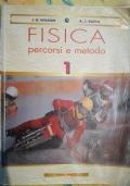 FISICA percorsi e metodi 1