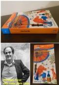 Cion Cion Blu, Pinin Carpi, Il Battello a vapore, Editore PIEMME 1^ Ed. 2002.