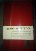 Scritti di Estetica (Lettre à M. C*** - Sul Romanticismo - Appendice).