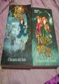 il segreto della gemelle/l�incanto del buio/lotto 2 libri