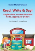 Read, write & say!