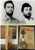 L'ASINO E' IL POPOLO: UTILE, PAZIENTE E BASTONATO, PODRECCA E GALANTARA, 1^ Ed. 1970.
