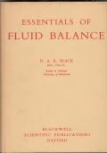 ESSENTIALS OF FLUID BALANCE