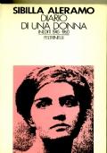 DIARIO DI UNA DONNA inediti 1945 - 1960