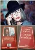 LA RABBIA E L'ORGOGLIO, ORIANA FALLACI, Rizzoli Dicembre 2001.