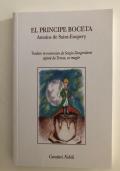 piccolo principe in dialetto veneziano principe boceta
