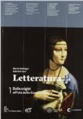 Letteratura+ - Volume 1- Dalle origini all�et� della Controriforma