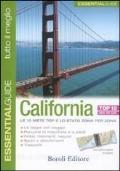 CALIFORNIA top 10 zona x zona