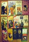 Lotto 14 libri ragazzi classici narrativa fiabe Mia Rodari Perrault Grimm Alice CARW