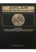 ATLANTE GEOGRAFICO UNIVERSALE 102 tavole con una carta di astronomia, 200 carte e cartine di geografia fisica politica ed economica, commento introduttivo e indice dei nomi - II EDIZIONE