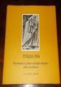 ITALIA 1936 RICORDANDO LA PRIMA MEDAGLIA OLIMPICA DELLA VELA ITALIANA