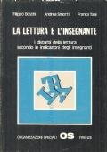La lettura e l�insegnante: i disturbi della lettura secondo le indicazioni degli insegnanti (SCUOLA � INSEGNAMENTO � EDUCAZIONE � DISLESSIA)