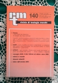 Rivista di Teologia Morale n. 141 Gennaio-Marzo 2004