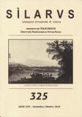 Silarus. Rassegna bimestrale di cultura. Anno LVIII n. 326. Novembre/Dicembre 2019