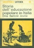 Storia dell�educazione popolare in Italia