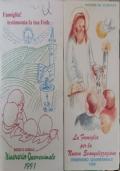 La famiglia per la nuova evangelizzazione + Itinerario quaresimale 1991
