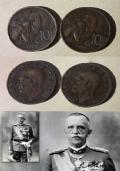 """Vittorio Emanuele III° (1900-1943) 10 centesimi 1926 """"Ape su Fiore"""" Italia Regno."""