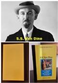 LA STRANA MORTE DEL SIGNOR BENSON, S.S. Van Dine, MONDADORI – DeAGOSTINI 1990.
