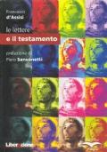 LE LETTERE E IL TESTAMENTO - Prefazione di Piero Sansonetti - [NUOVO]