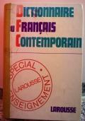 Dictionnaire Francais Contemporain