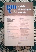Rivista di Teologia Morale N. 181 GENNAIO-MARZO  - 2014