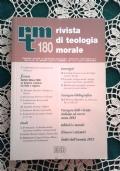 Rivista di Teologia Morale N. 174 APRILE-GIUGNO  - 2012