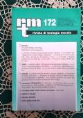 Rivista di Teologia Morale N. 172 OTTOBRE-DICEMBRE  - 2011