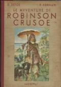 Le avventure di Robinson Crusoe: racconto educativo