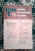 Rivista di Teologia Morale N. 178 APRILE-GIUGNO  - 2013