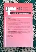 Rivista di Teologia Morale N. 163 LUGLIO-SETTEMBRE  - 2009