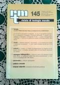 Rivista di Teologia Morale N. 143 LUGLIO-SETTEMBRE  - 2004