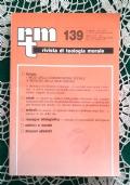 Rivista di Teologia Morale N. 135 LUGLIO-SETTEMBRE  - 2002