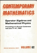 Operator algebras and mathematical physics : proceedings of a summer conference held june 17-21, 1985, with support from National Science Foundation and the  University of Iowa
