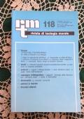 Rivista di Teologia Morale N. 117 GENNAIO-MARZO  - 1998