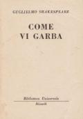 COME VI GARBA (Bur grigino n. 166)