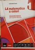 MATEMATICA A COLORI ED. ROSSA 1