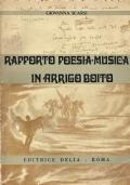 Rapporto Poesia-Musica in Arrigo Boito