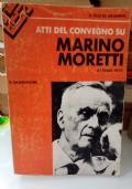 Caffeina d'Europa. Vita di F. T. Marinetti (prima edizione)