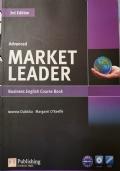 Market Leader Advanced Business English Course Book + DVD: C1-C2