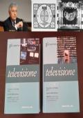 """le garzantine """"televisione"""" a cura di Aldo Grasso, 2 volumi RCS Rizzoli Luglio 2007."""