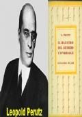 IL MAESTRO DEL GIUDIZIO UNIVERSALE, Leo Perutz, MONDADORI – MILANO III – 1932.