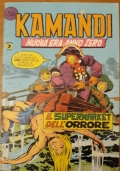 Kamandi n. 11- Il supermarket dell'orrore