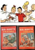 BOB ET BOBETTE Série rouge, 143 Le Mol Os à moelle, 150 Le Fantôme espagnol.