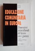 EDUCAZIONE COMUNITARIA IN EUROPA - Dimensioni interculturali del lavoro con i giovani