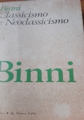 classicismo nel neoclassicismo nella letteratura del 700
