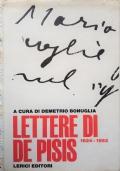 Lettere di De Pisis 1924-1952