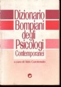 Dizionario Bompiani degli psicologi Contemporanei