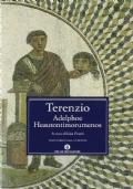 Adelphoe - Heautontimorumenos (testo latino a fronte)