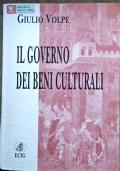 Il governo dei beni culturali